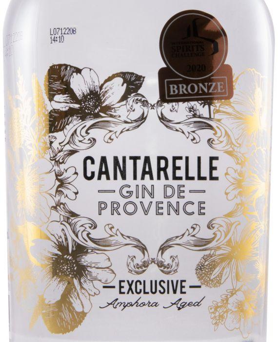 Gin Cantarelle Exclusive Amphora Aged