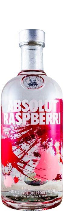 Vodka Absolut Raspberri