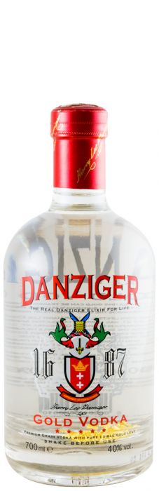 Vodka Gold Danziger