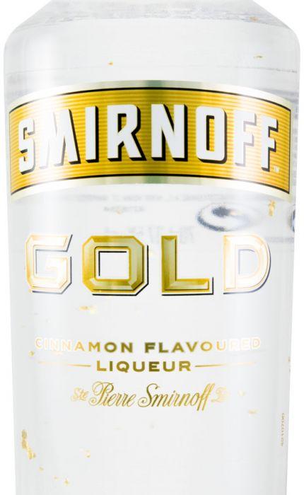 Vodka Smirnoff Gold
