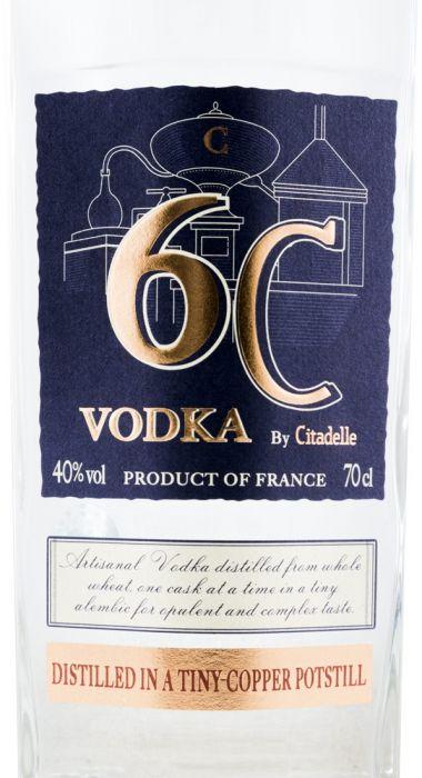Vodka Citadelle 6C