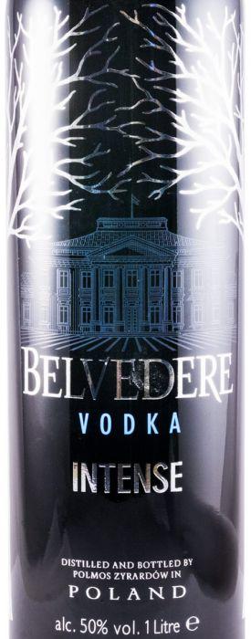 Vodka Belvedere Intense 1L