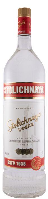 Vodka Stolichnaya 1.5L