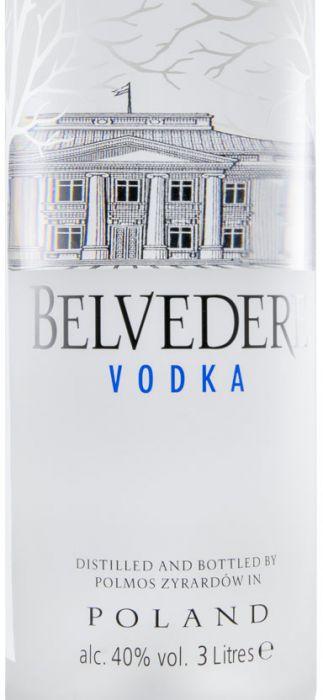 Vodka Belvedere 3L