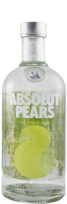 Vodka Absolut Pears