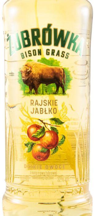 Vodka Zubrówka Rajskie Jablko Paradise Apple