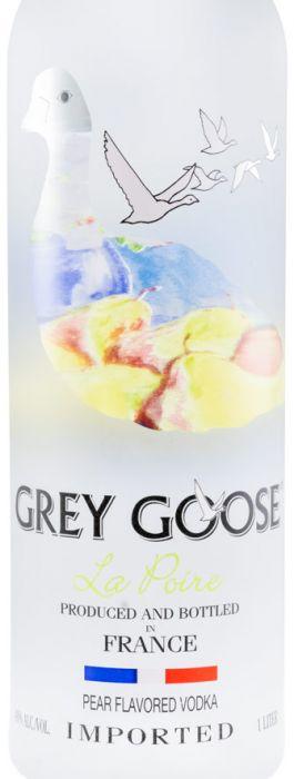 Vodka Grey Goose Poire 1L