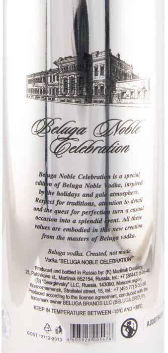 Vodka Beluga Celebration 1L