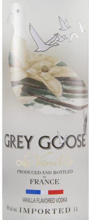 Vodka Grey Goose Vanilla 1L