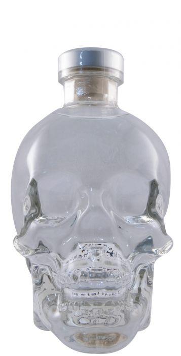 Vodka Crystal Head w/4 Shotglasses