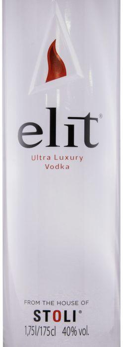 Vodka Stolichnaya Elit 1.75L