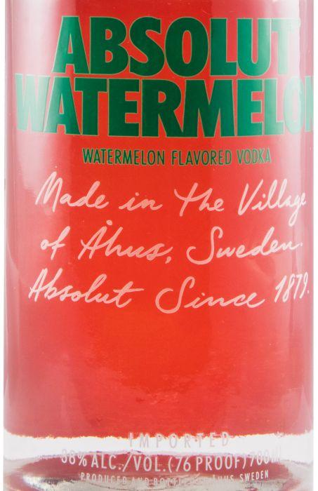 Vodka Absolut Watermelon