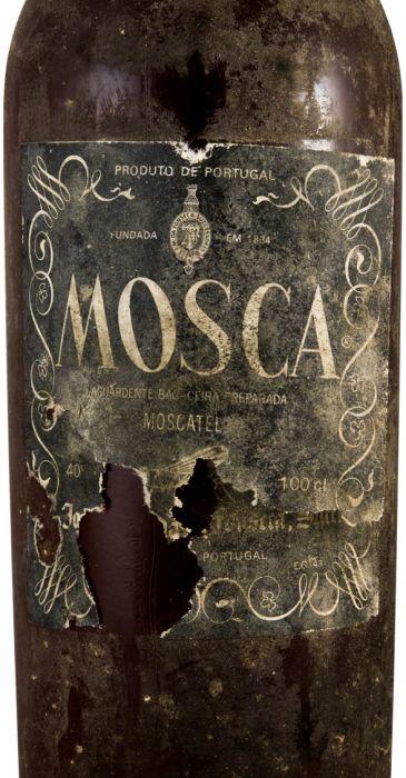 Aguardente Bagaceira Mosca Antiga 1L