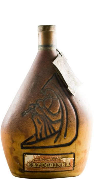 Aguardente Capuchinha Velha (garrafa em grés) 80cl