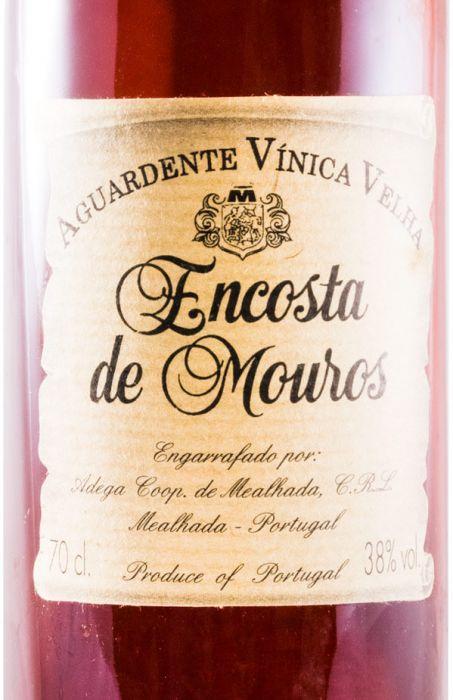 Aguardente Vínica Encosta de Mouros Velha