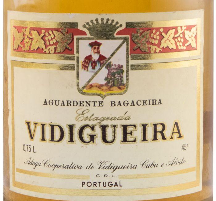 Aguardente Bagaceira Vidigueira (garrafa baixa) 75cl