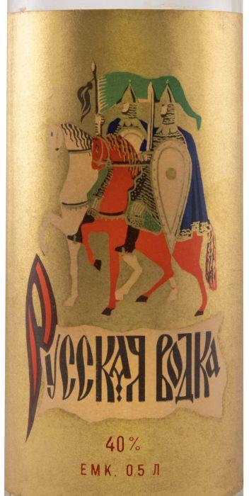 Vodka Pycckar 50cl