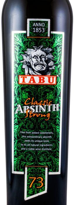 Absinth Tabu Strong 50cl