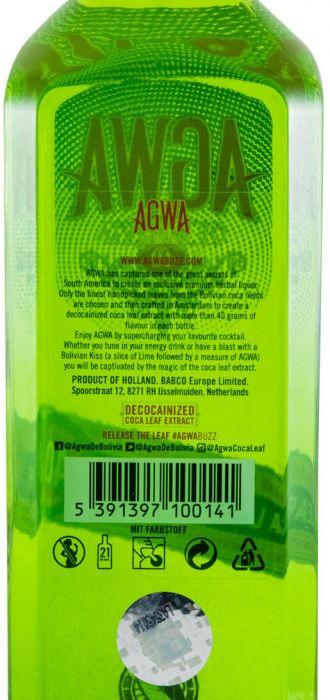 Agwa de Bolívia