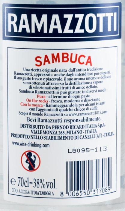 Sambuca Ramazzotti