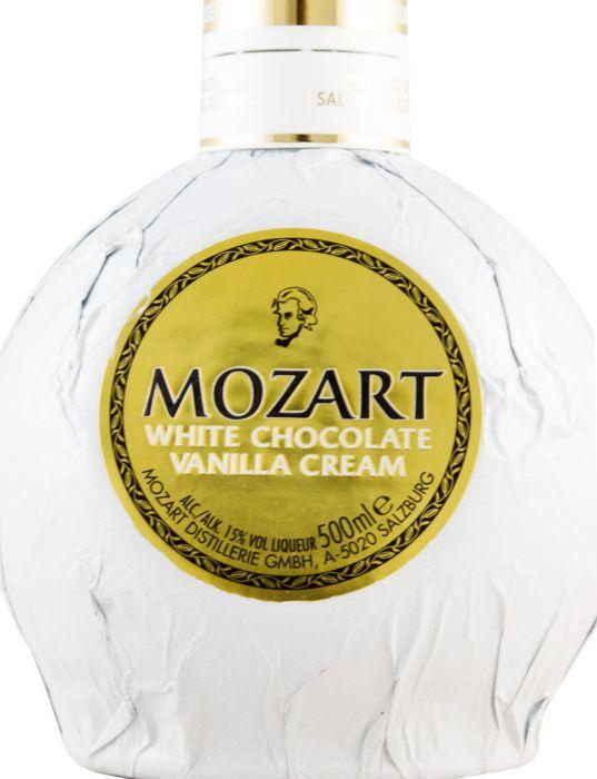Mozart White Chocolate 50cl