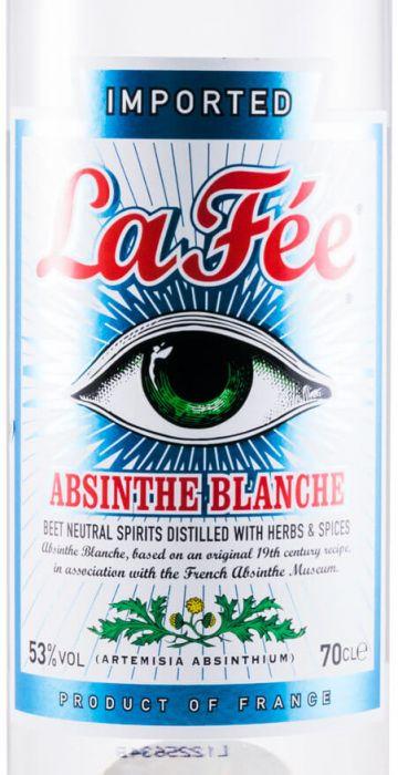 Absinth La Fée Blanche