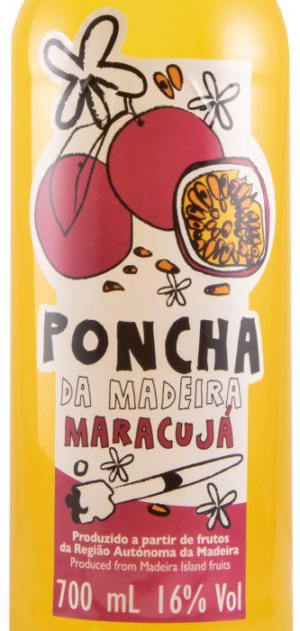 Poncha da Madeira Maracujá Engenho Novo