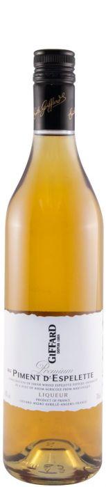Liqueur Piment D'Espelette Giffard