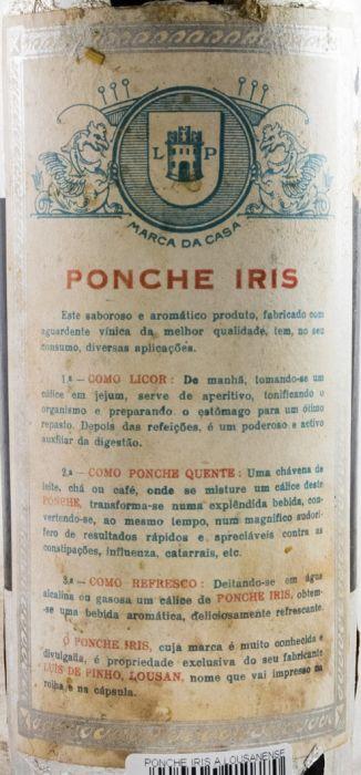 Ponche Iris A Lousanense