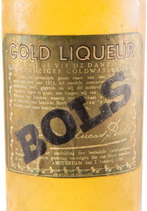 Liqueur Gold Bols (old bottle)