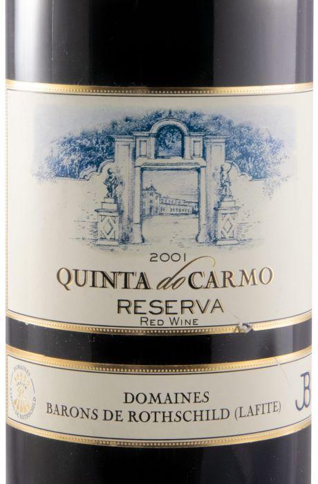 2001 Quinta do Carmo Reserva tinto