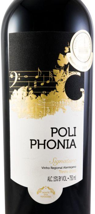 2013 Poliphonia Signature tinto