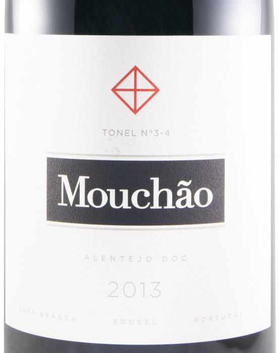 2013 Mouchão Tonel 3-4 red 3L