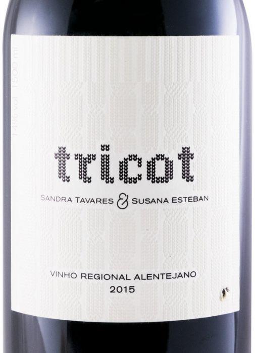 2015 Esteban & Tavares Tricot tinto 1,5L