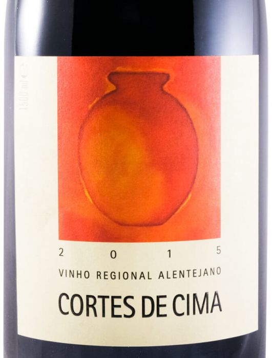 2018 Cortes de Cima tinto 1,5L
