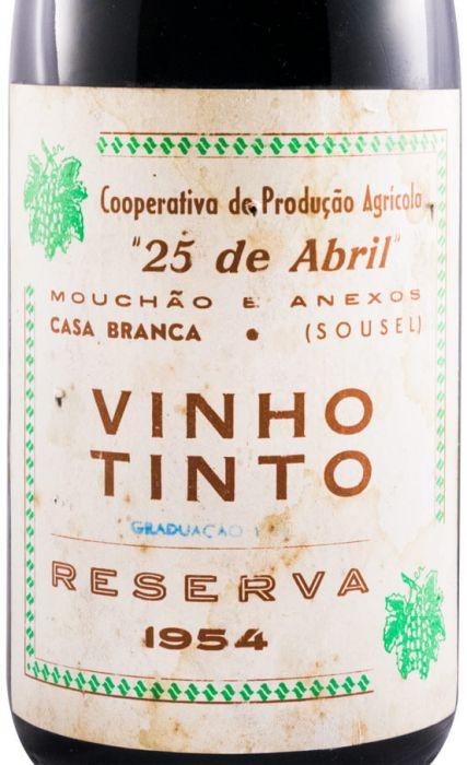 1954 Mouchão 25 de Abril tinto