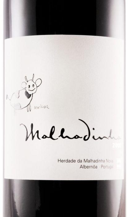 2005 Malhadinha red