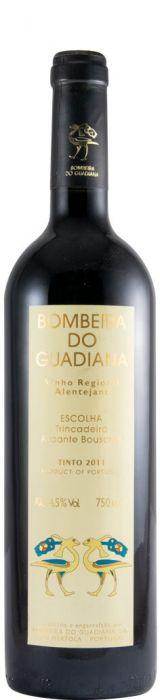 2011 Bombeira do Guadiana red