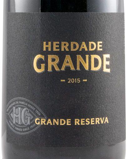2015 Herdade Grande Grande Reserva tinto