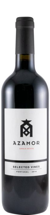 2014 Azamor Selected Vines red