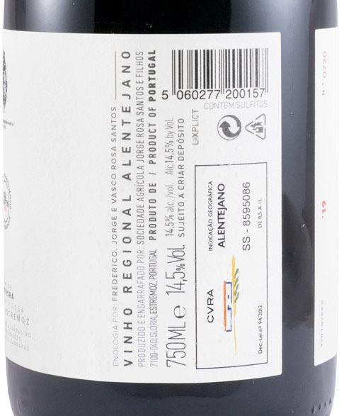 2019 Explicit Amphora tinto
