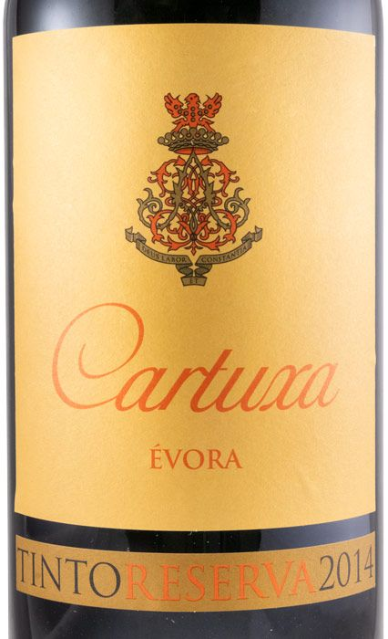 2014 Cartuxa Reserva red 3L