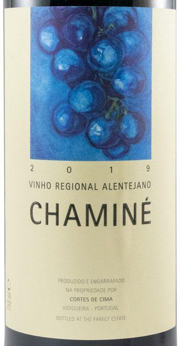 2019 Cortes de Cima Chaminé tinto