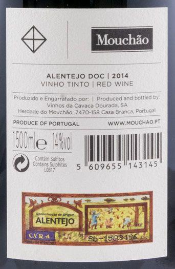2014 Mouchão tinto 1,5L