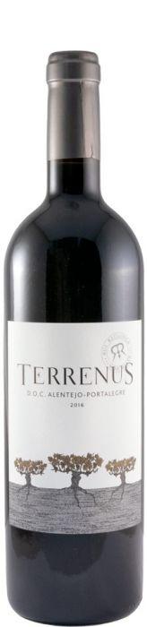 2016 Terrenus red