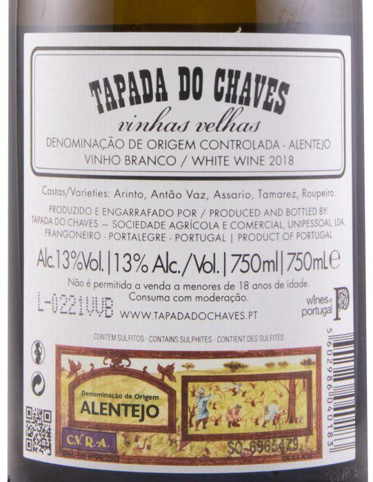 2018 Tapada do Chaves Vinhas Velhas white