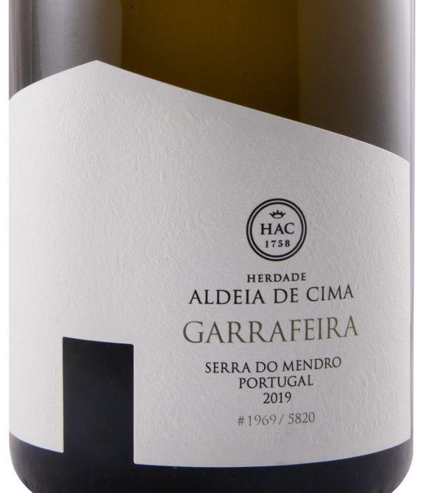 2019 Herdade Aldeia de Cima Garrafeira white