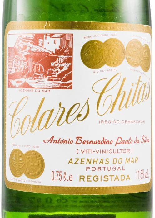 2006 Chitas Colares branco