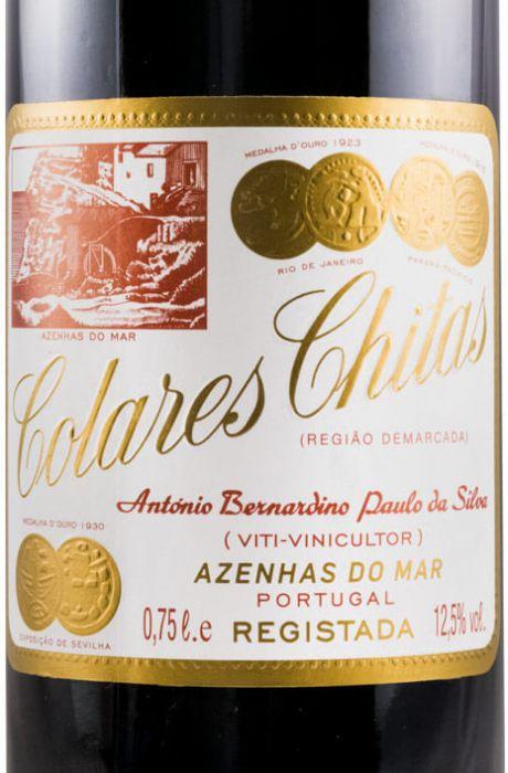 2009 Colares Chitas красное