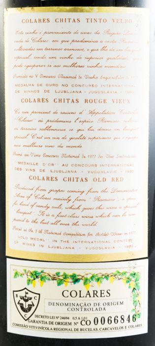 1996 Chitas Colares tinto